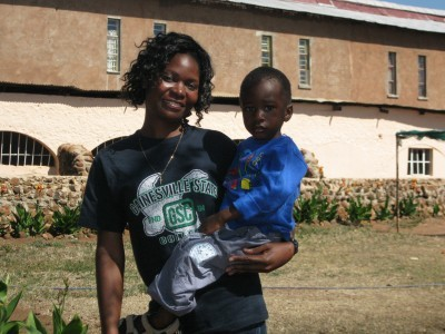 Luyando and his aunt